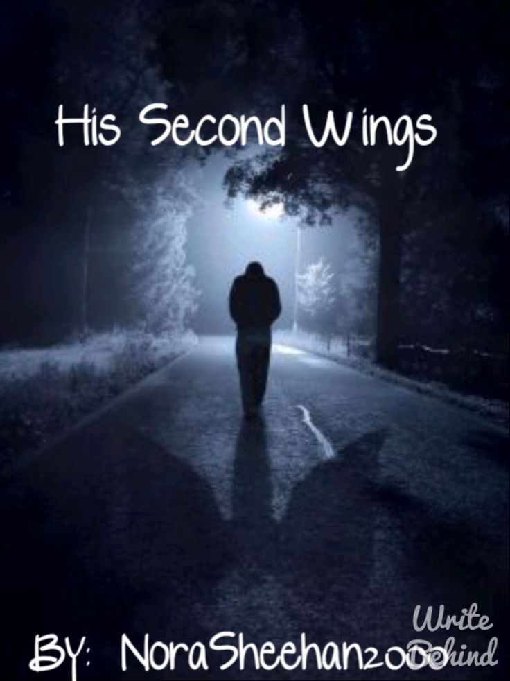 """His Second Wings"" by norasheehan"